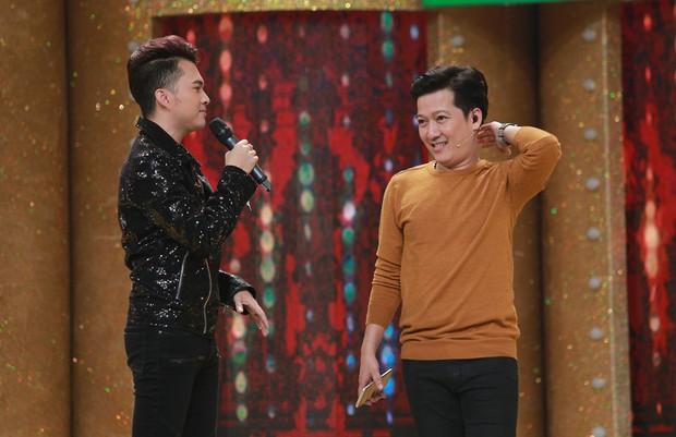Trường Giang liên tục chê Nhã Phương... xấu trên truyền hình - Ảnh 2.