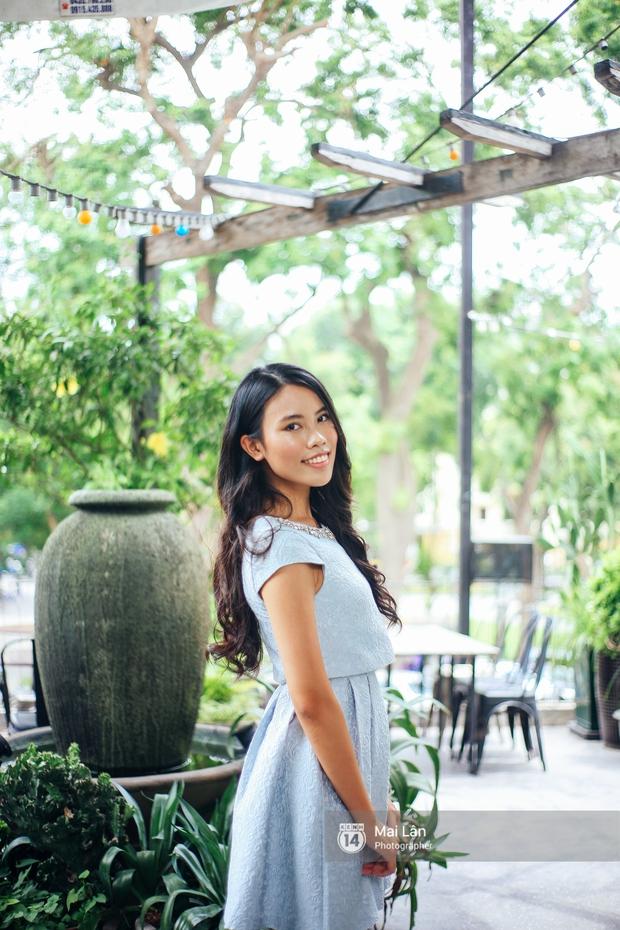 17 tuổi, nữ sinh tài năng này đã sáng lập hội thảo Mô phỏng Liên Hợp Quốc cho các bạn trẻ Việt Nam - Ảnh 2.