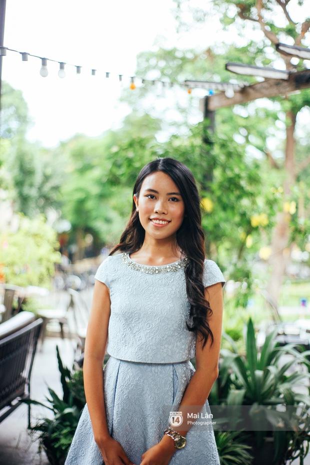 17 tuổi, nữ sinh tài năng này đã sáng lập hội thảo Mô phỏng Liên Hợp Quốc cho các bạn trẻ Việt Nam - Ảnh 9.