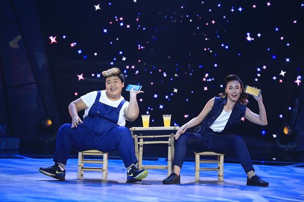 Bước nhảy ngàn cân: Hình ảnh cô gái ung thư Ngọc Nữ khiến Mr. Đàm nghẹn ngào - Ảnh 10.