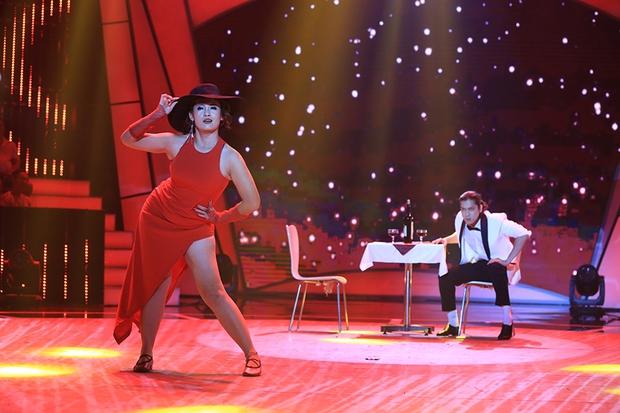 Bước nhảy ngàn cân: Hình ảnh cô gái ung thư Ngọc Nữ khiến Mr. Đàm nghẹn ngào - Ảnh 14.