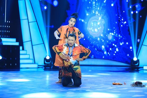 Bước nhảy ngàn cân: Hình ảnh cô gái ung thư Ngọc Nữ khiến Mr. Đàm nghẹn ngào - Ảnh 18.