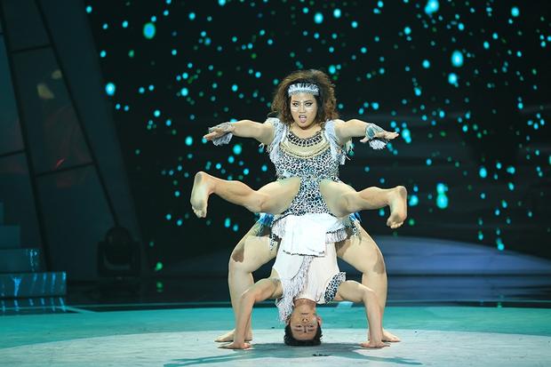 Bước nhảy ngàn cân: Hình ảnh cô gái ung thư Ngọc Nữ khiến Mr. Đàm nghẹn ngào - Ảnh 22.