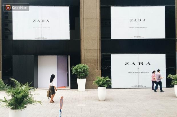Zara chính thức khai trương tại Vincom TP.HCM vào tháng 8 này! - Ảnh 2.