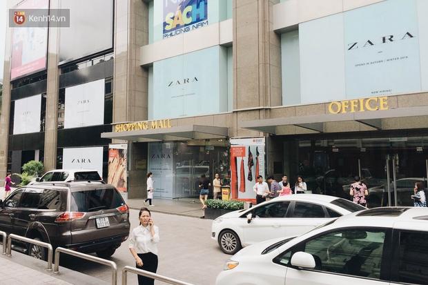 Zara chính thức khai trương tại Vincom TP.HCM vào tháng 8 này! - Ảnh 4.
