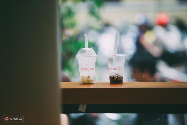 Clip: Trà sữa Gongcha có gì mà ai cũng chịu xếp hàng để uống thử bằng được? - Ảnh 8.
