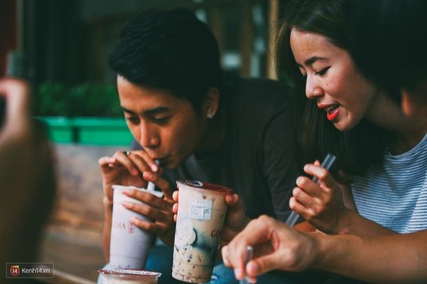 Clip: Trà sữa Gongcha có gì mà ai cũng chịu xếp hàng để uống thử bằng được? - Ảnh 5.