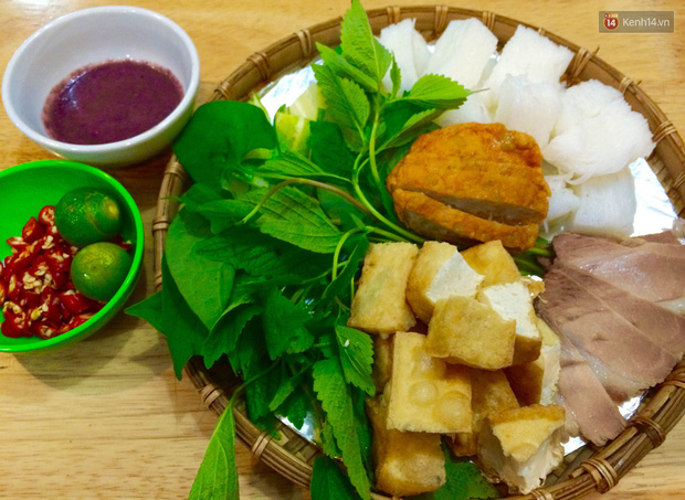 Bún đậu mắm tôm: Hà Nội chỉ ăn buổi trưa, Sài Gòn ăn cả đêm cả ngày - Ảnh 10.