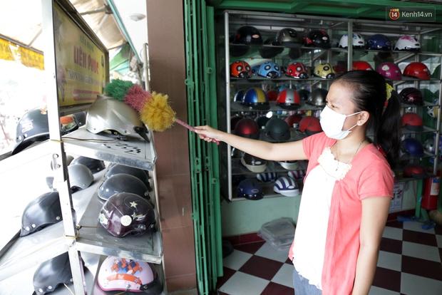 Sau chạy nắng và chạy mưa, người Sài Gòn lại nhắm mắt bịt mũi để chạy... bụi - Ảnh 14.