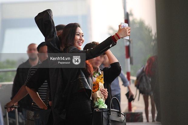 Đại diện Việt Nam - Diệu Ngọc chính thức lên đường đến cuộc thi nhan sắc lớn nhất hành tinh Hoa hậu Thế giới 2016 - Ảnh 9.