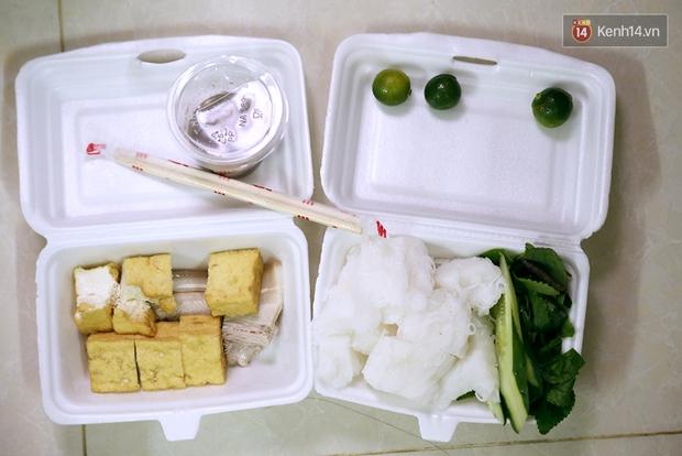 Bún đậu mắm tôm: Hà Nội chỉ ăn buổi trưa, Sài Gòn ăn cả đêm cả ngày - Ảnh 7.