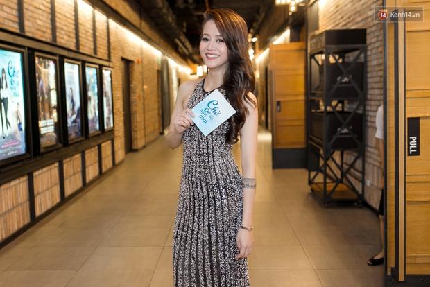 Vừa chuyển style nữ tính, An Nguy đã đụng ngay váy khoét lưng gợi cảm với Hoa hậu Kỳ Duyên - Ảnh 2.