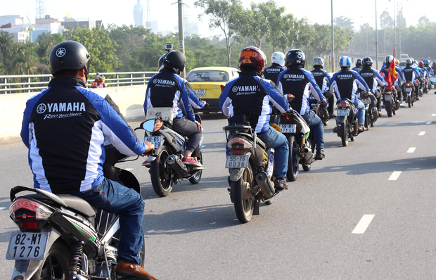 Những hình ảnh thiện nguyện đầy ý nghĩa của Y-Riders tại Đà Nẵng - Ảnh 3.