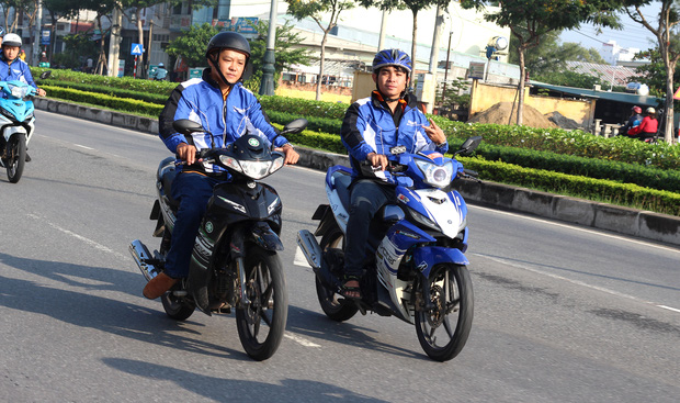 Những hình ảnh thiện nguyện đầy ý nghĩa của Y-Riders tại Đà Nẵng - Ảnh 4.