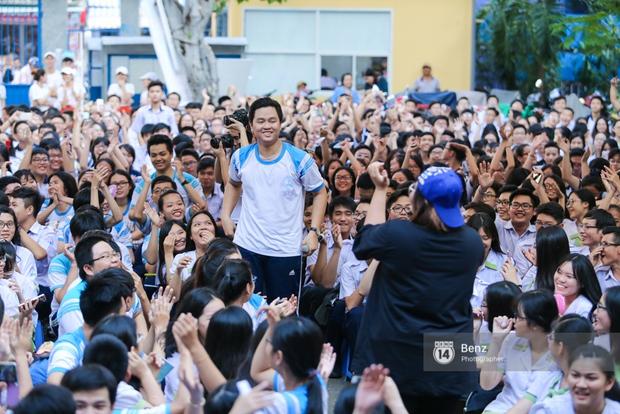 Đến Tóc Tiên, Phương Anh Idol,... cùng dàn sao cũng phải nể khả năng quẩy của teen Nguyễn Thị Diệu - Ảnh 6.