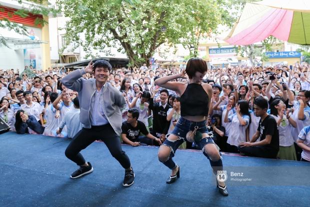 Đến Tóc Tiên, Phương Anh Idol,... cùng dàn sao cũng phải nể khả năng quẩy của teen Nguyễn Thị Diệu - Ảnh 15.