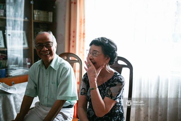 Lời hứa bên nhau trọn đời là có thật! Như cái cách mà ông đã bên bà 60 năm qua, dù không có con cái! - Ảnh 2.