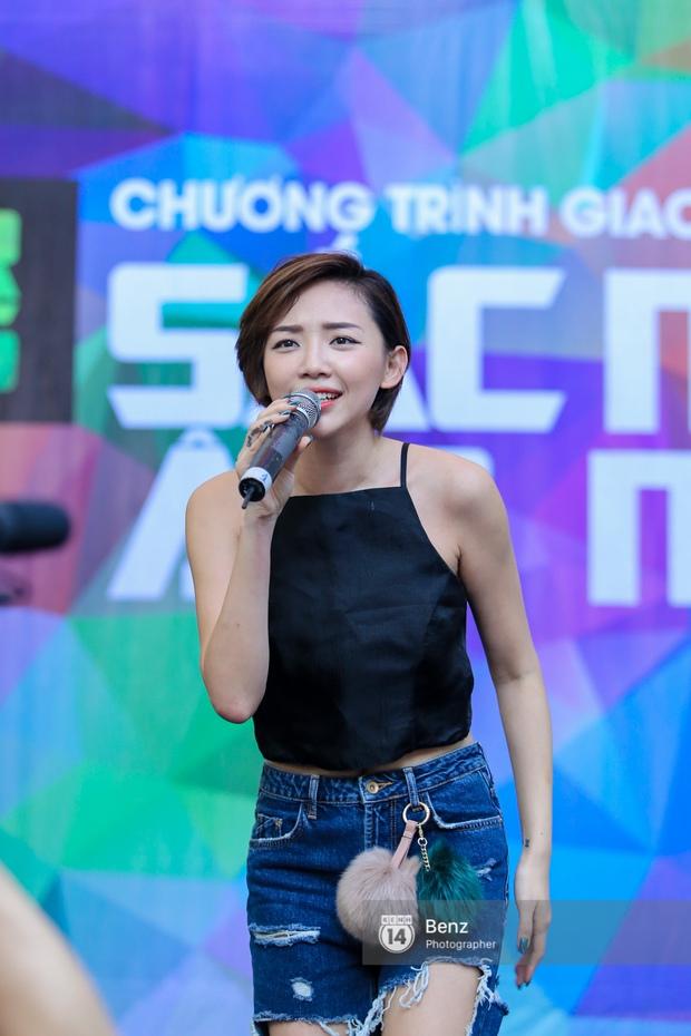 Đến Tóc Tiên, Phương Anh Idol,... cùng dàn sao cũng phải nể khả năng quẩy của teen Nguyễn Thị Diệu - Ảnh 21.