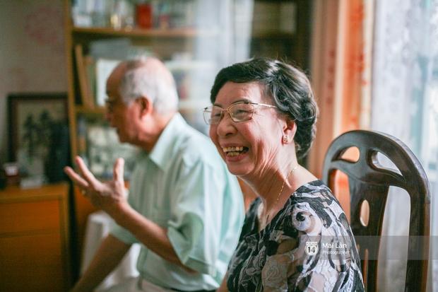 Lời hứa bên nhau trọn đời là có thật! Như cái cách mà ông đã bên bà 60 năm qua, dù không có con cái! - Ảnh 15.
