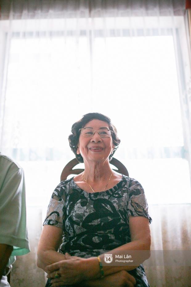 Lời hứa bên nhau trọn đời là có thật! Như cái cách mà ông đã bên bà 60 năm qua, dù không có con cái! - Ảnh 13.