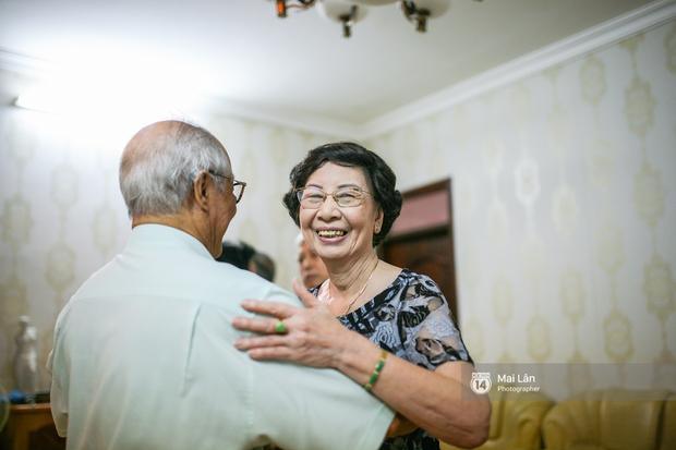 Lời hứa bên nhau trọn đời là có thật! Như cái cách mà ông đã bên bà 60 năm qua, dù không có con cái! - Ảnh 4.