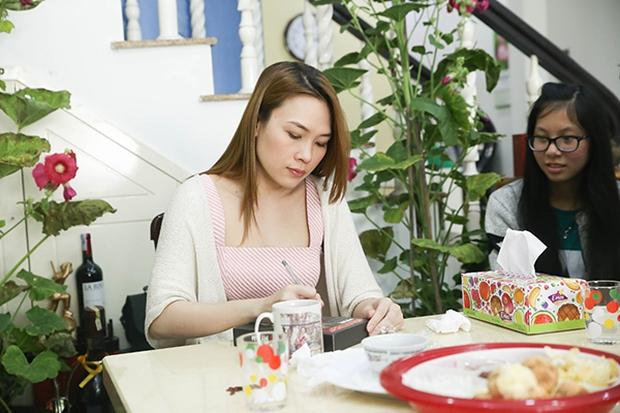 Fan khắp nơi bay ra Đà Nẵng dự họp fan đầu năm tại nhà riêng của Mỹ Tâm - Ảnh 10.