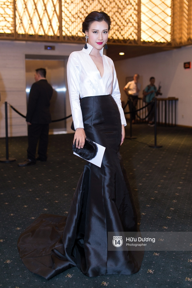 Elle Style Award: Ngọc Trinh mặc như đi diễn, Phạm Hương khác lạ với tóc mới - Ảnh 20.
