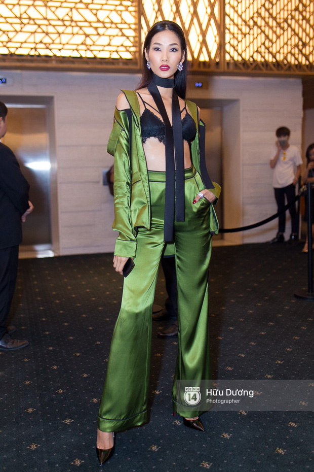 Elle Style Award: Ngọc Trinh mặc như đi diễn, Phạm Hương khác lạ với tóc mới - Ảnh 15.