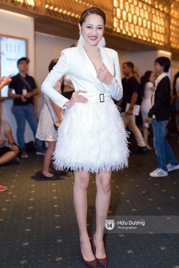 Elle Style Award: Ngọc Trinh mặc như đi diễn, Phạm Hương khác lạ với tóc mới - Ảnh 7.