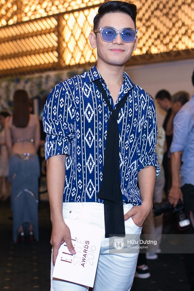 Elle Style Award: Ngọc Trinh mặc như đi diễn, Phạm Hương khác lạ với tóc mới - Ảnh 39.