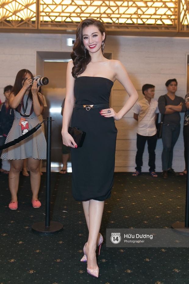 Elle Style Award: Ngọc Trinh mặc như đi diễn, Phạm Hương khác lạ với tóc mới - Ảnh 16.