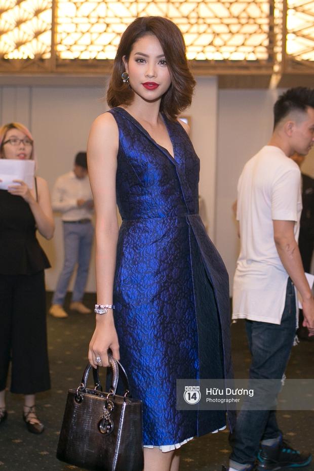 Elle Style Award: Ngọc Trinh mặc như đi diễn, Phạm Hương khác lạ với tóc mới - Ảnh 5.