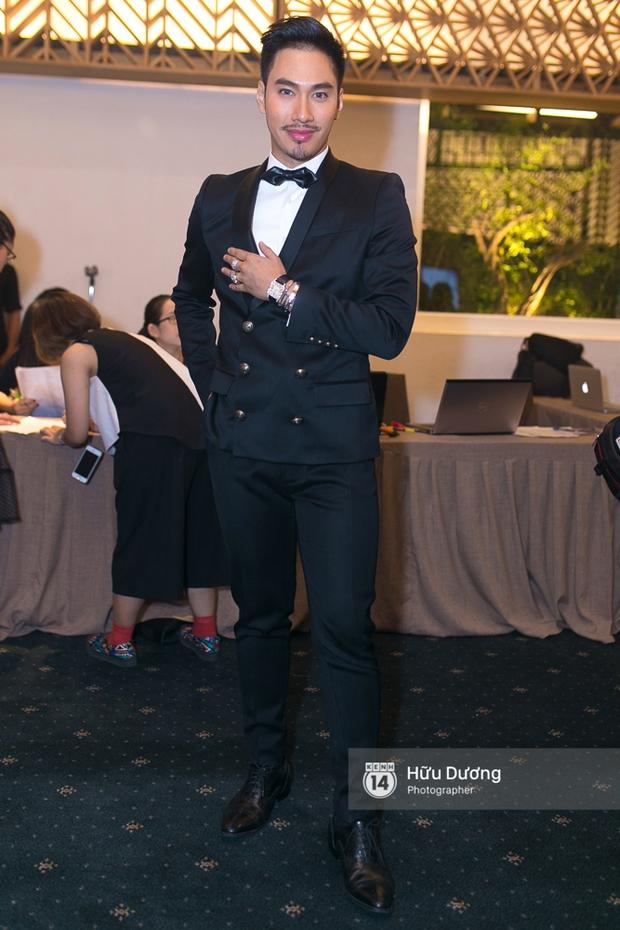 Elle Style Award: Ngọc Trinh mặc như đi diễn, Phạm Hương khác lạ với tóc mới - Ảnh 34.