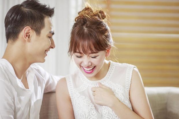 Hari Won cặp kè bạn trai của Chúng Huyền Thanh trong MV mới - Ảnh 7.