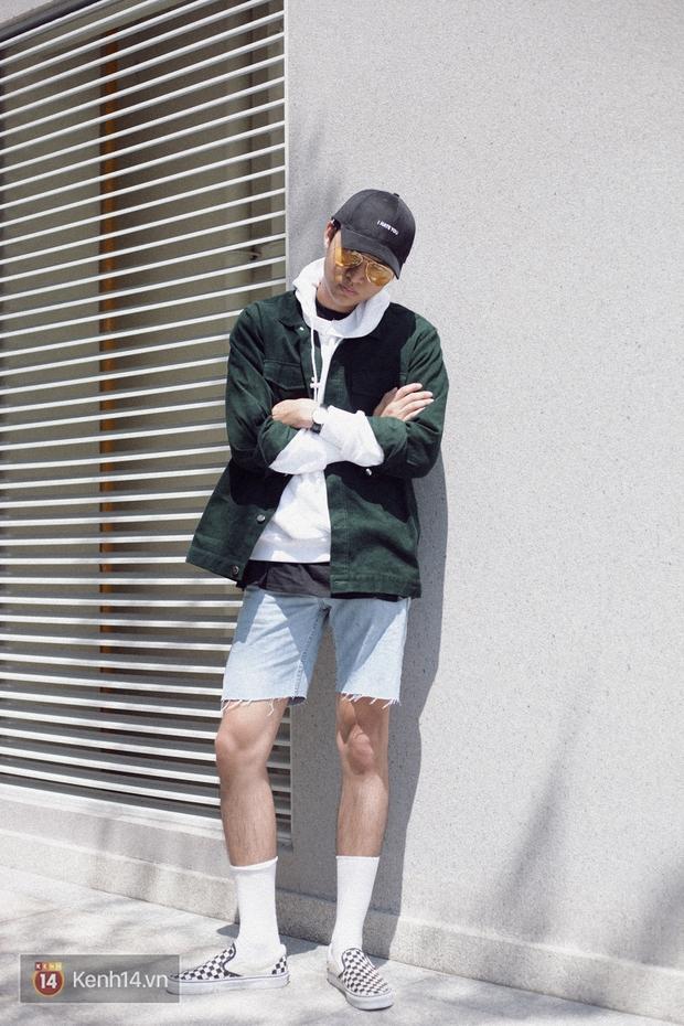 Kenshj Phạm: Ăn mặc thiếu nam tính nhưng tính tình không đàn bà là được - Ảnh 15.