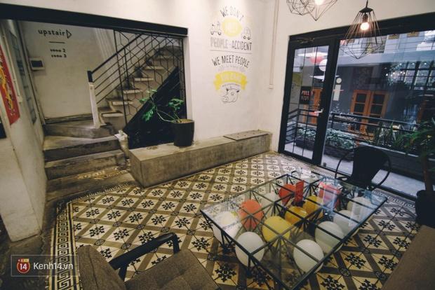 Hà Nội: Muốn chụp ảnh nền gạch hoa vintage? Cứ đến những quán cafe này - Ảnh 1.