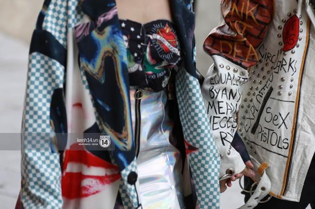 Hoàng Ku, Châu Bùi, Cao Minh Thắng & các fashionista Việt nổi không kém fashionista Hàn tại Seoul Fashion Week - Ảnh 3.