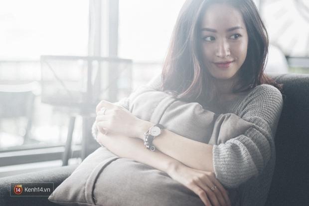 Lê Vi: Cô nữ sinh Hà Nội sở hữu nụ cười xinh chết người - Ảnh 3.
