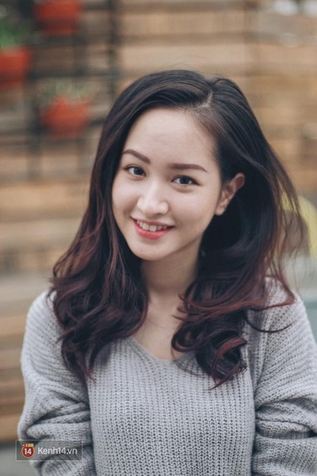 Lê Vi: Cô nữ sinh Hà Nội sở hữu nụ cười xinh chết người - Ảnh 14.