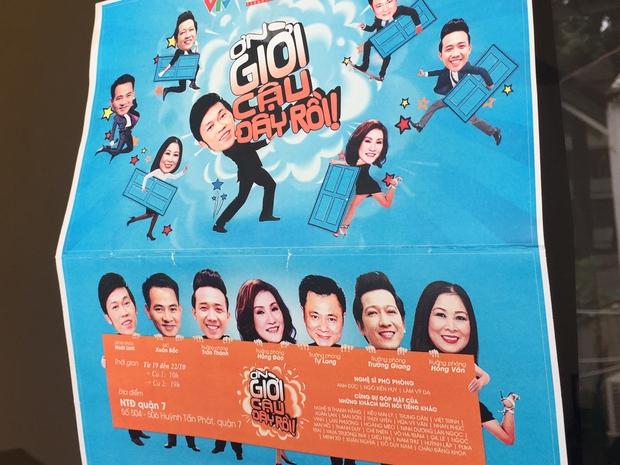 Việt Hương biến mất, Ngô Kiến Huy gia nhập bộ sậu Ơn giời mùa 3 - Ảnh 1.