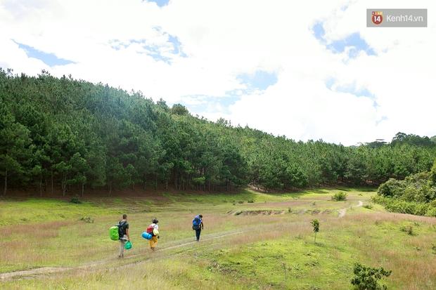 Trekking và cắm trại ở đồi Tà Năng: Đi để thấy mình còn trẻ và còn nhiều nơi phải chinh phục! - Ảnh 7.