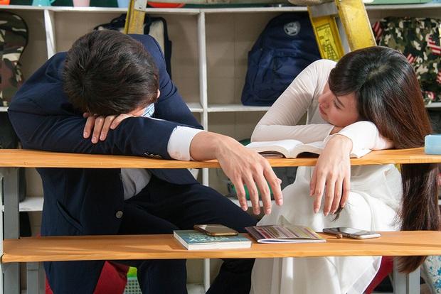 Midu và Harry Lu cưa sừng làm nghé trong phim thanh xuân vườn trường Việt - Ảnh 10.