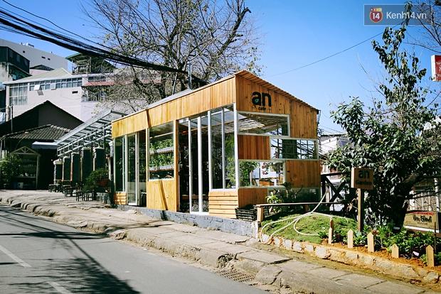 Những điều thú vị ở An - Quán cafe nằm giữa 5 cây mai anh đào cổ thụ tại Đà Lạt - Ảnh 2.