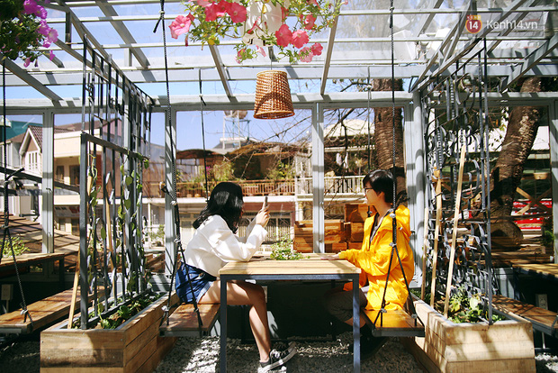 Những điều thú vị ở An - Quán cafe nằm giữa 5 cây mai anh đào cổ thụ tại Đà Lạt - Ảnh 14.