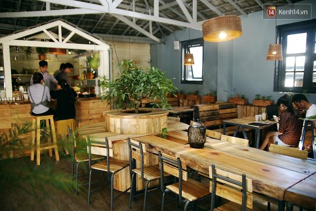 Những điều thú vị ở An - Quán cafe nằm giữa 5 cây mai anh đào cổ thụ tại Đà Lạt - Ảnh 22.