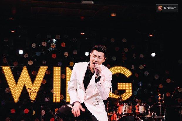 Noo Phước Thịnh đốn tim fan bằng cử chỉ đáng yêu, thú nhận vẫn đang độc thân vui tính - Ảnh 4.