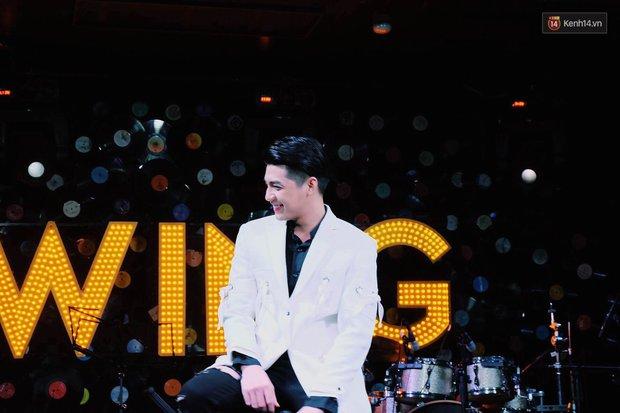 Noo Phước Thịnh đốn tim fan bằng cử chỉ đáng yêu, thú nhận vẫn đang độc thân vui tính - Ảnh 8.