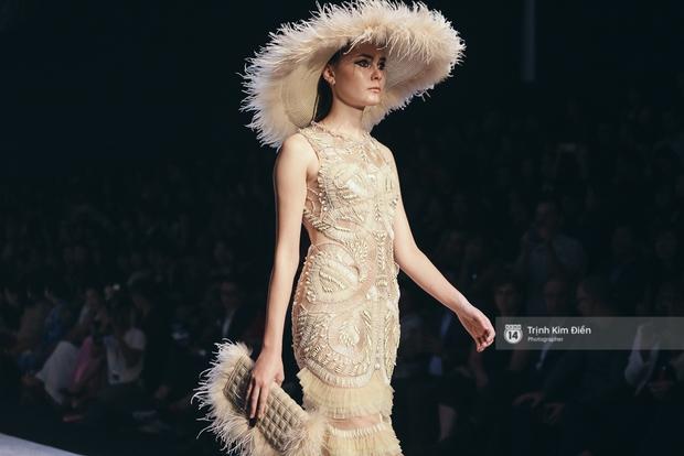 Gói gọn 6 ngày - 5 đêm của Vietnam International Fashion Week trong những khung hình tuyệt vời nhất! - Ảnh 21.