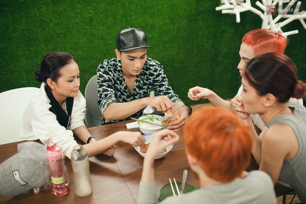 Vừa đẹp trai lại giỏi nấu ăn, đó chính là Huy Quang Next Top! - Ảnh 3.