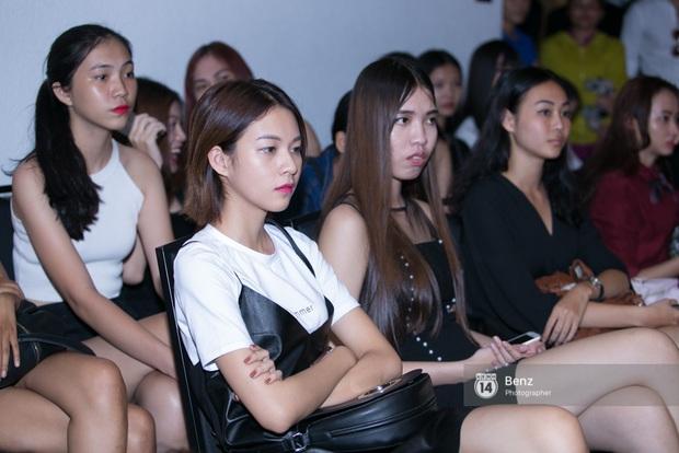 Mai Ngô để lộ dáng to gấp đôi Phí Phương Anh trong buổi tập Elle Show 2016 - Ảnh 14.